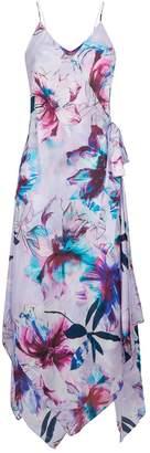 Gottex Primrose Beach Wrap Dress