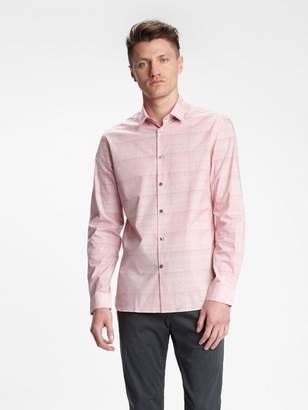 John Varvatos Rick Slim Fit Dress Shirt