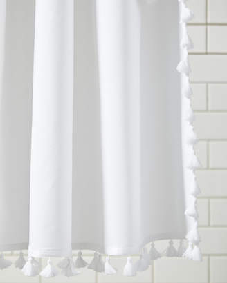0a712726a3 Serena   Lily French Tassel Shower Curtain