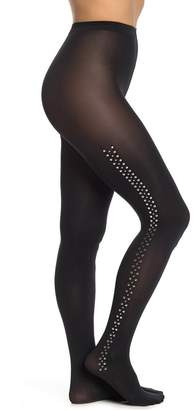 Wolford Roxanne Stud Tights