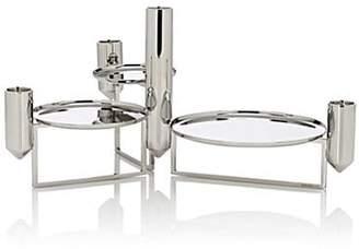 Georg Jensen Tunes Stainless Steel Centerpiece - Silver