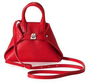 Akris Ai Micro Leather Crossbody Bag