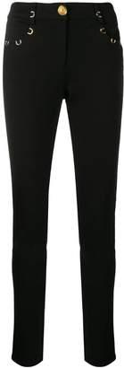 Class Roberto Cavalli (クラス ロベルト カヴァリ) - Cavalli Class skinny mid rise jeans