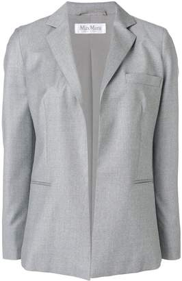 Max Mara structured blazer