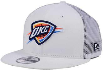 New Era Oklahoma City Thunder Summer Time Mesh 9FIFTY Snapback Cap