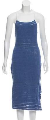 Paloma Wool Crochet Midi Dress