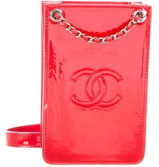 Chanel CC Crossbody Phone Case