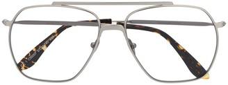 Acne Studios Metal frame sunglasses