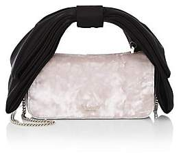Kate Spade Women's Bowie Velvet Mini Top Handle Bag