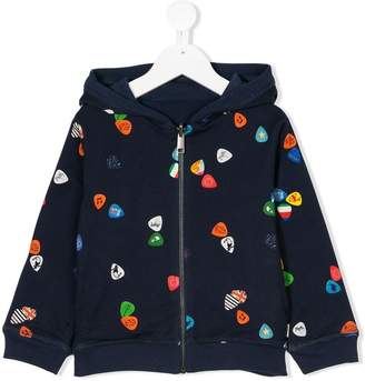 Paul Smith printed hoodie