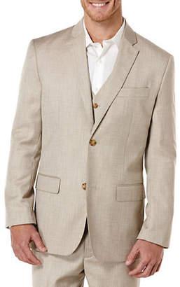 Perry Ellis Monochrome Textured Jacket