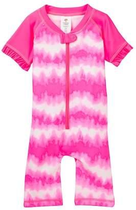 Tucker + Tate UT Girl 1-Piece Swim Suit (Baby Girls)