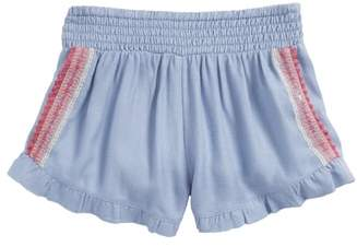 O'Neill Bay Ruffle Shorts