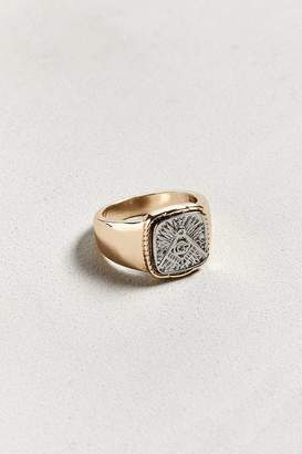 Urban Outfitters Lodge Signet Ring