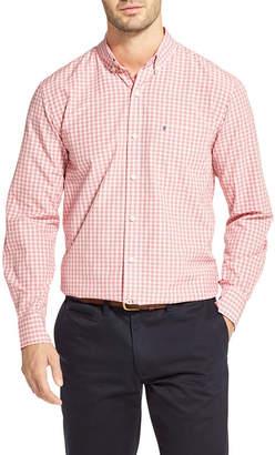 Izod Breeze Long Sleeve Button-Down Shirt