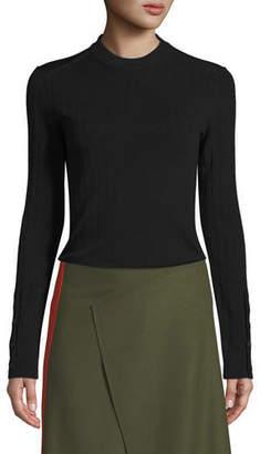Joseph Rib-Knit Merino Wool Sweater