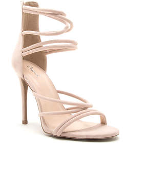 55bb0478f877 Nude 2 Inch Heel Sandal - ShopStyle