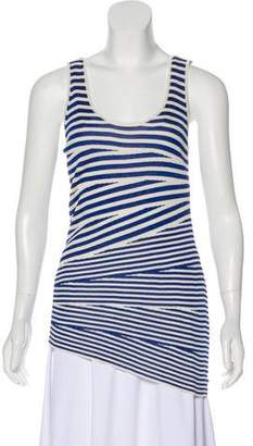 Christian Wijnants Striped Knit Top