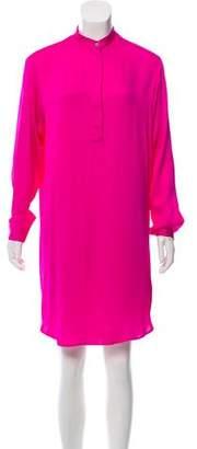 Amanda Wakeley Silk Shirtdress
