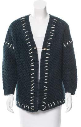 Isabel Marant Knit V-Neck Cardigan