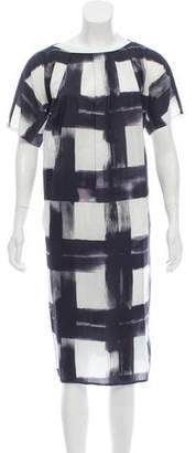 Sofie D'hoore Printed Maxi Dress