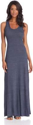 Alternative Women's Eco Racerback Maxi Dress, Eco Grey