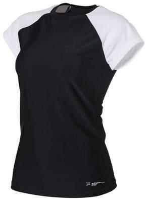 Zoggs Women's Short Sleeve Rash Vest
