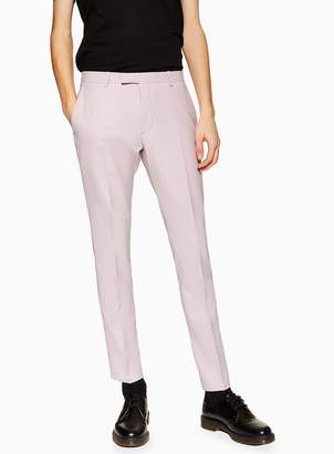 Topman TWISTED TAILOR Lilac 'Ellroy' Trousers