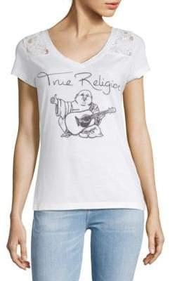 True Religion Graphic Short-Sleeve Tee