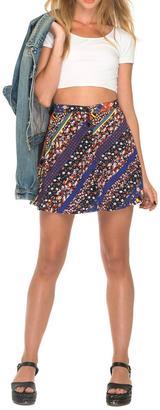 Motel Rocks Andrea Skater Skirt $59 thestylecure.com