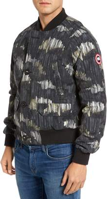Canada Goose Faber Slim Fit Bomber Jacket