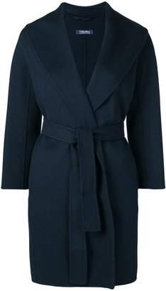 Max Mara 'S belted coat