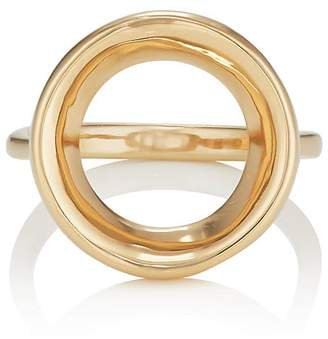 Viola.y Jewelry Women's Cutout-Circle Ring