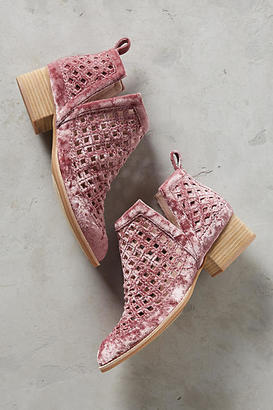 Jeffrey Campbell Taggart Booties $188 thestylecure.com