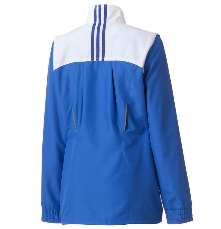 adidas striped wind jacket - women's
