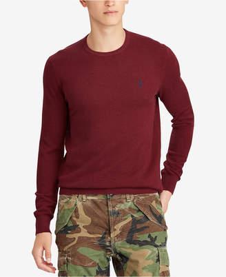 Polo Ralph Lauren Men's Cotton Classic Fit Sweater