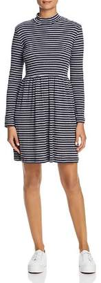 Vero Moda Seda Stripe Ribbed Knit Dress