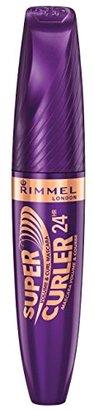 Rimmel Super Curler Mascara, Black, 0.400 Fluid Ounce $6.49 thestylecure.com