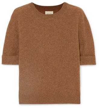 Khaite - Lydia Cashmere-blend Sweater - Brown
