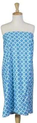 Design Imports Women's Shower Wrap, Regular-Sized, Polyester, Multiple Colors/Sizes