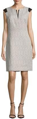 Lafayette 148 New York Women's Zelina Cotton-Blend Dress
