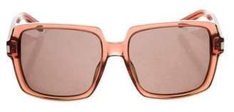 Saint Laurent SL 65 Square Sunglasses