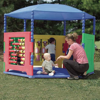 Little Tikes Commercial Basis 4 Tots Playhouse