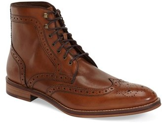 Men's Johnston & Murphy 'Conard' Wingtip Boot $175 thestylecure.com