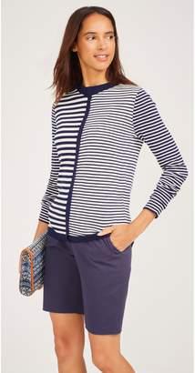 J.Mclaughlin Cluny Sweater in Stripe