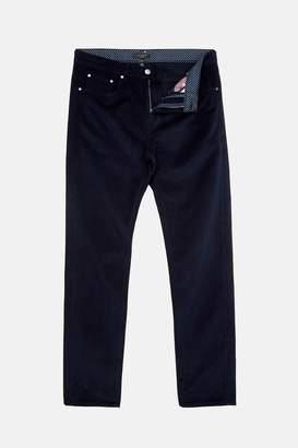 Next Mens Ted Baker Dark Wash Service Straight Fit Jean