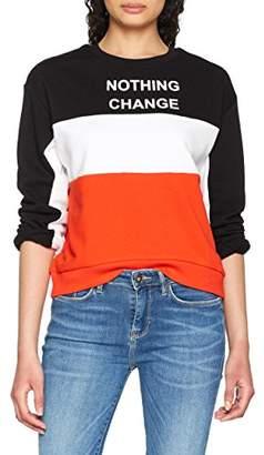 Jennyfer Women's JOE18NOCHA Sweatshirt,Large