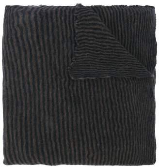 Botto Giuseppe long plain scarf