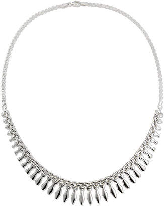JCPenney FINE JEWELRY Sterling Silver Cleopatra Necklace