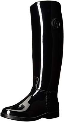 Armani Jeans Women's Rain Boot Shoe